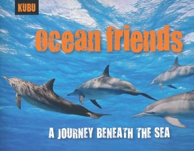 Ocean Friends: A Journey Beneath the Sea    -     By: Anna Krusinski, Andrew Flash