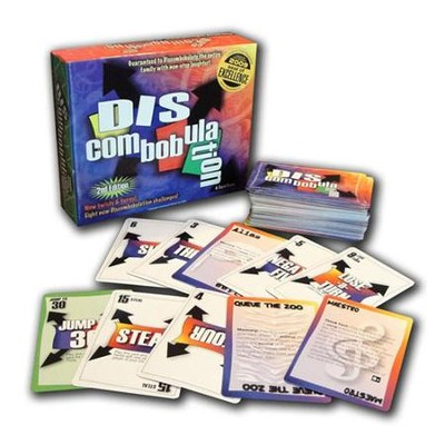 Discombobulation Game, 2nd Edition   -