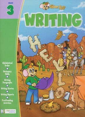 The Smart Alec Series: Writing Grade 3   -