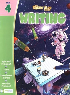 The Smart Alec Series: Writing Grade 4   -