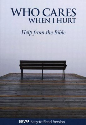 Who Cares When I Hurt Booklet   -