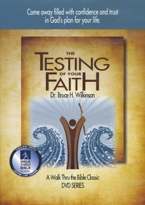 The Testing of Your Faith, DVD Set   -     By: Bruce Wilkinson