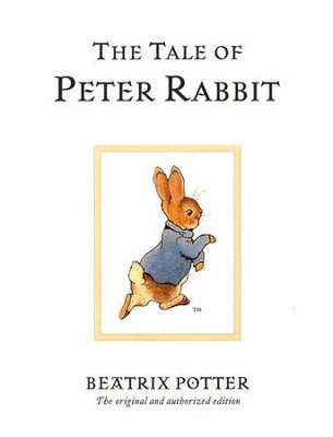 Peter Rabbit Book and Blanket Set  -     By: Beatrix Potter