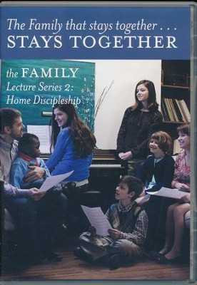 Family Lecture Series Part 2: Home Discipleship Audio CD  -     By: Steve Demme