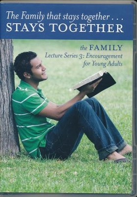 Family Lecture Series Part 3: Encouragement for Young Adults Audio CD  -     By: Steve Demme