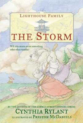 The Storm - eBook  -     By: Cynthia Rylant     Illustrated By: Preston McDaniels