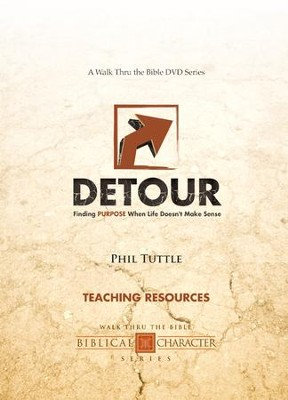 Detour: Teaching Resources  -     By: Phil Tuttle