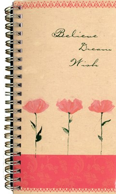 Believe Dream Wish Journal  -