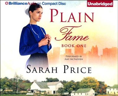 #1: Plain Fame - unabridged audio book on CD  -     Narrated By: Amy McFadden     By: Sarah Price