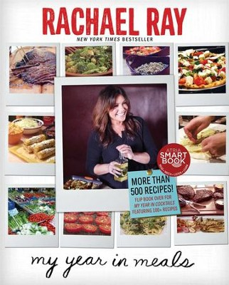 Rachael's Year in Meals - eBook  -     By: Rachael Ray