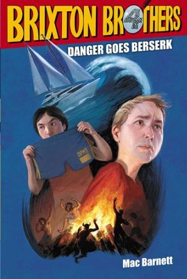 Danger Goes Berserk - eBook  -     By: Mac Barnett     Illustrated By: Matthew Myers