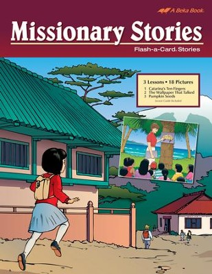 Extra Missionary Stories Lesson Guide   -