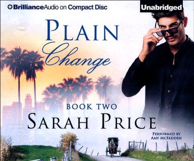 #2: Plain Change - unabridged audio book on CD  -     Narrated By: Amy McFadden     By: Sarah Price