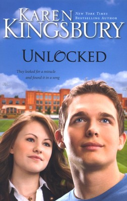 Unlocked: A Love Story - Slightly Imperfect  -     By: Karen Kingsbury