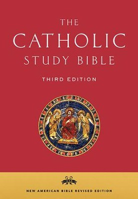 The Catholic Study Bible, Third Edition New American Bible, Revised Edition  -     Edited By: Donald Senior, John Collins, Marry Ann Getty