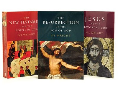 Christian Origins and the Question of God, 3 Volumes   -     By: N.T. Wright