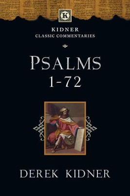 Psalms 1-72 - PDF Download  [Download] -     By: Derek Kidner