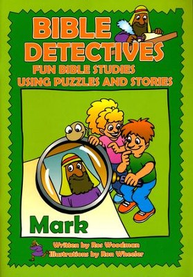 Bible Detectives: Mark     -     By: Ros Woodman