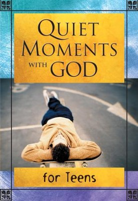 Quiet Moments With God For Teens - eBook  -