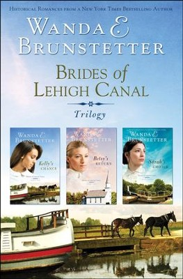 Brides of Lehigh Canal Omnibus  -     By: Wanda E. Brunstetter