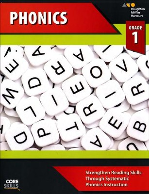 Steck-Vaughn Core Skills Phonics Workbook Grade 1  -