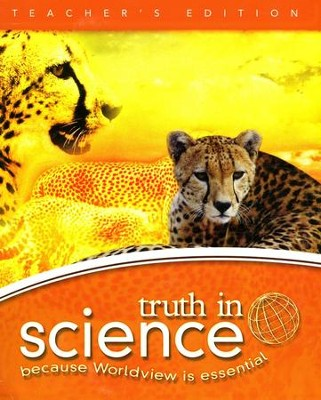 Truth in Science Grade 5 Teacher's Edition   -