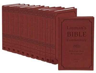 Layman's Bible Commentary Set  -     By: Tremper Longman III, Dr. Mark Strauss, Dr. Stephen Leston