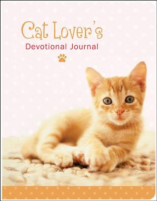 Cat Lover's Devotional Journal  -     By: Compiled by Barbour Staff