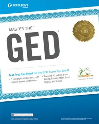 Master the GED 2013 - eBook  -     By: Peterson's