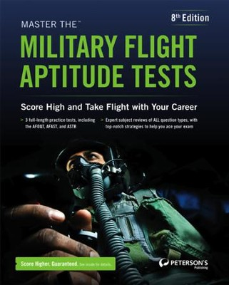 Maste the Military Flight Aptitude Tests - eBook  -     By: Peterson's