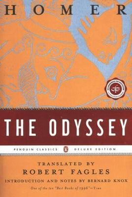 The Odyssey   -     By: Homer, Robert Fagles