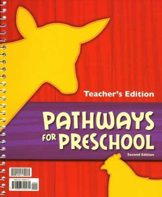 BJU Pathways for Preschool Teacher's Edition, Second Edition   -