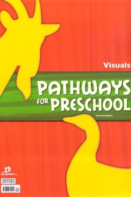 BJU Pathways for Preschool Visuals Packet, Second Edition   -     By: Michelle Rosier