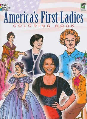 America's First Ladies Coloring Book  -     By: Leslie Franz