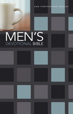 NIV Men's Devotional Bible - eBook  -