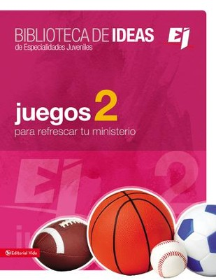Biblioteca de ideas: Juegos 2 - eBook  -     By: Youth Specialties