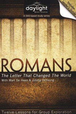 Romans: The Letter That Changed the World, DVD with Leader's Guide    -