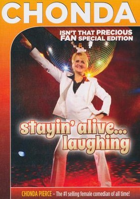 Stayin' Alive Fan Special Edition DVD   -