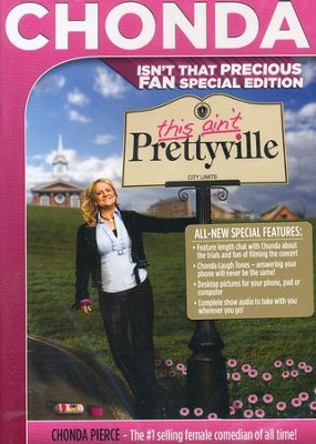 This Ain't Prettyville: Fan Special Edition, DVD   -     By: Chonda Pierce