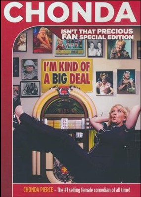 I'm Kind Of A Big Deal: Fan Special Edition, DVD   -     By: Chonda Pierce