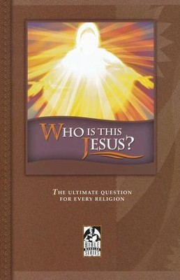 BJU Who is this Jesus? Student Text (Updated Copyright)   -