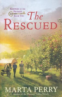 The Rescued  -     By: Marta Perry