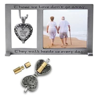 Those We Love Don\'t Walk Away, Memorial Photo Frame: 34 ...