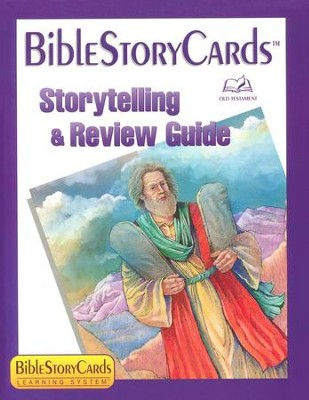 Storytelling & Review Guide, Old Testament   -