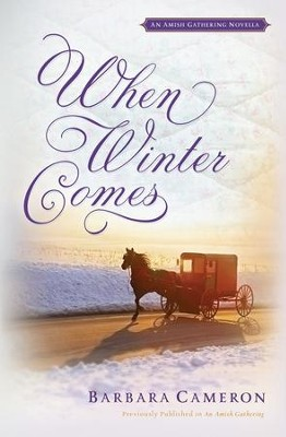 When Winter Comes: An Amish Gathering Novella - eBook  -     By: Barbara Cameron