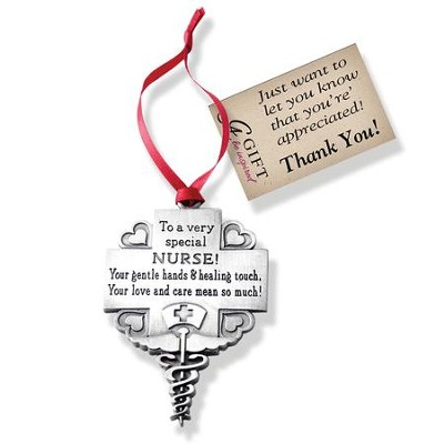 Nurse Ornament  -