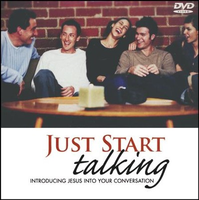 Just Start Talking: Introducing Jesus into Your Conversations, DVD  -     By: Colin Buchanan, Samantha Boog