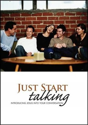 Just Start Talking: Introducing Jesus into Your Conversations, workbook  -     By: Lesley Ramsay, Baden Stace