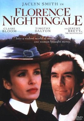 Florence Nightingale, DVD   -