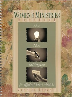 Women's Ministries Handbook  -     By: Juanita Purcell